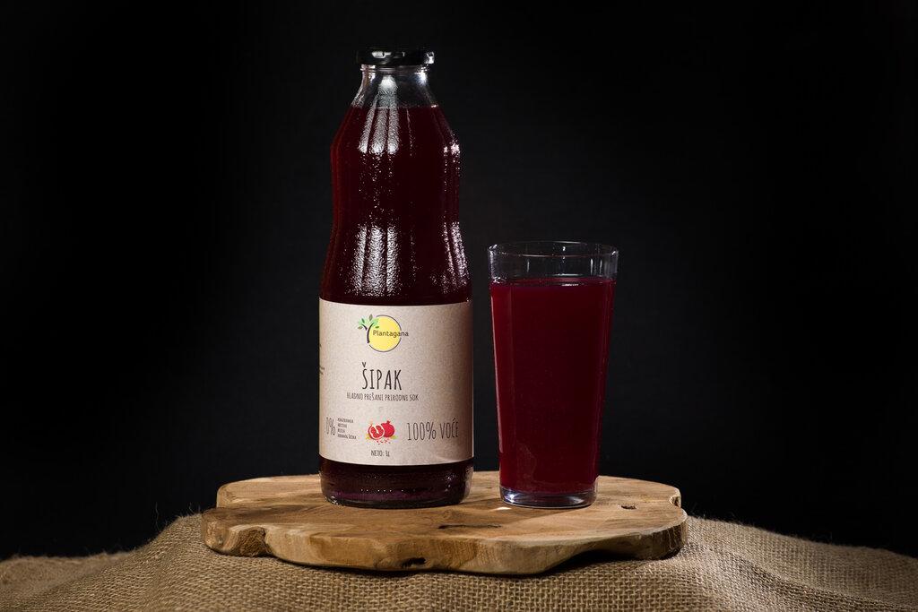 Plantagana matični sok od šipka
