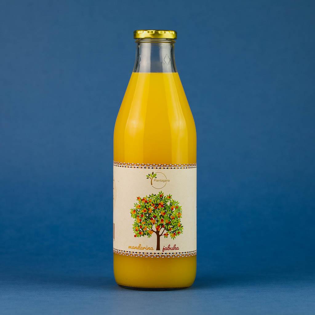 Sok od mandarine i jabuke Plantagana
