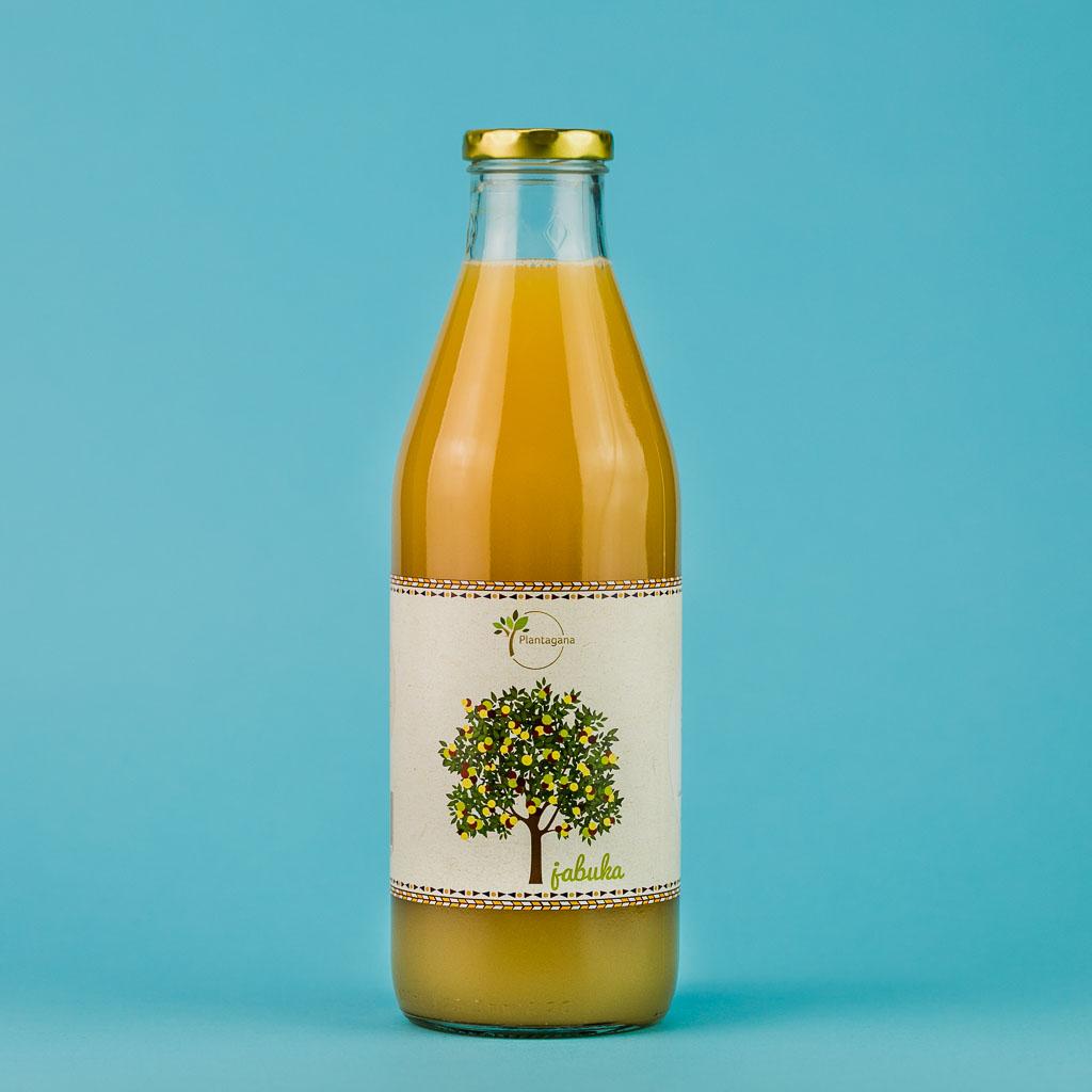 Sok od jabuke Plantagana