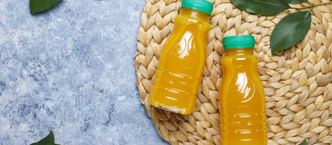 Sok od mandarine i sok od naranče